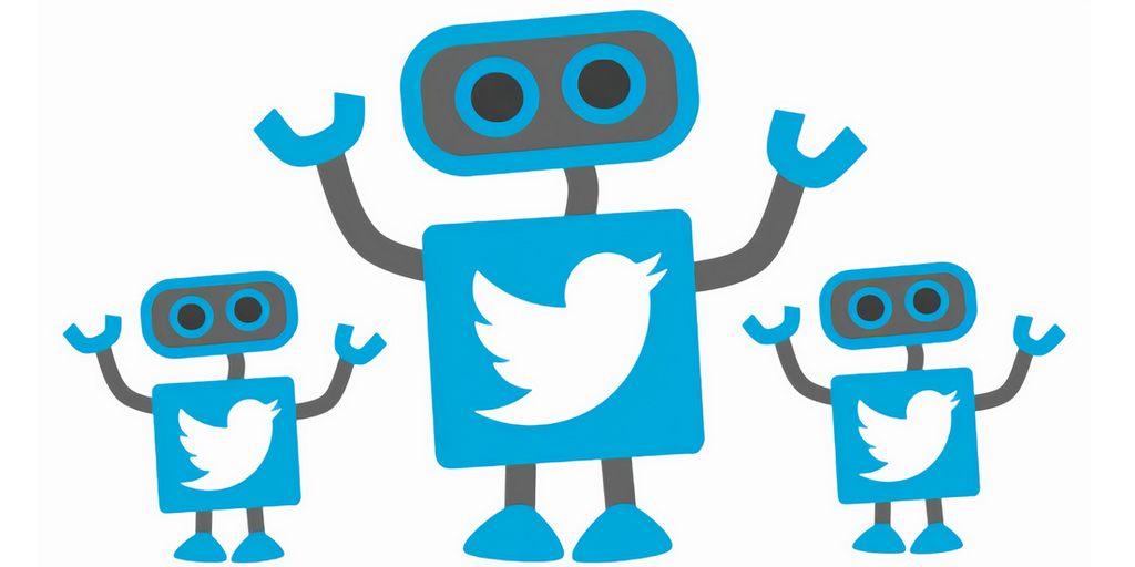 Les robots tweetent plus que les humains