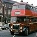 06-73 AWR997B AEC Regent V at Christ Church, Doncaster.