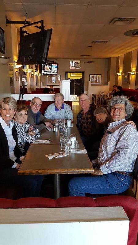 Toronto - Linda gathering