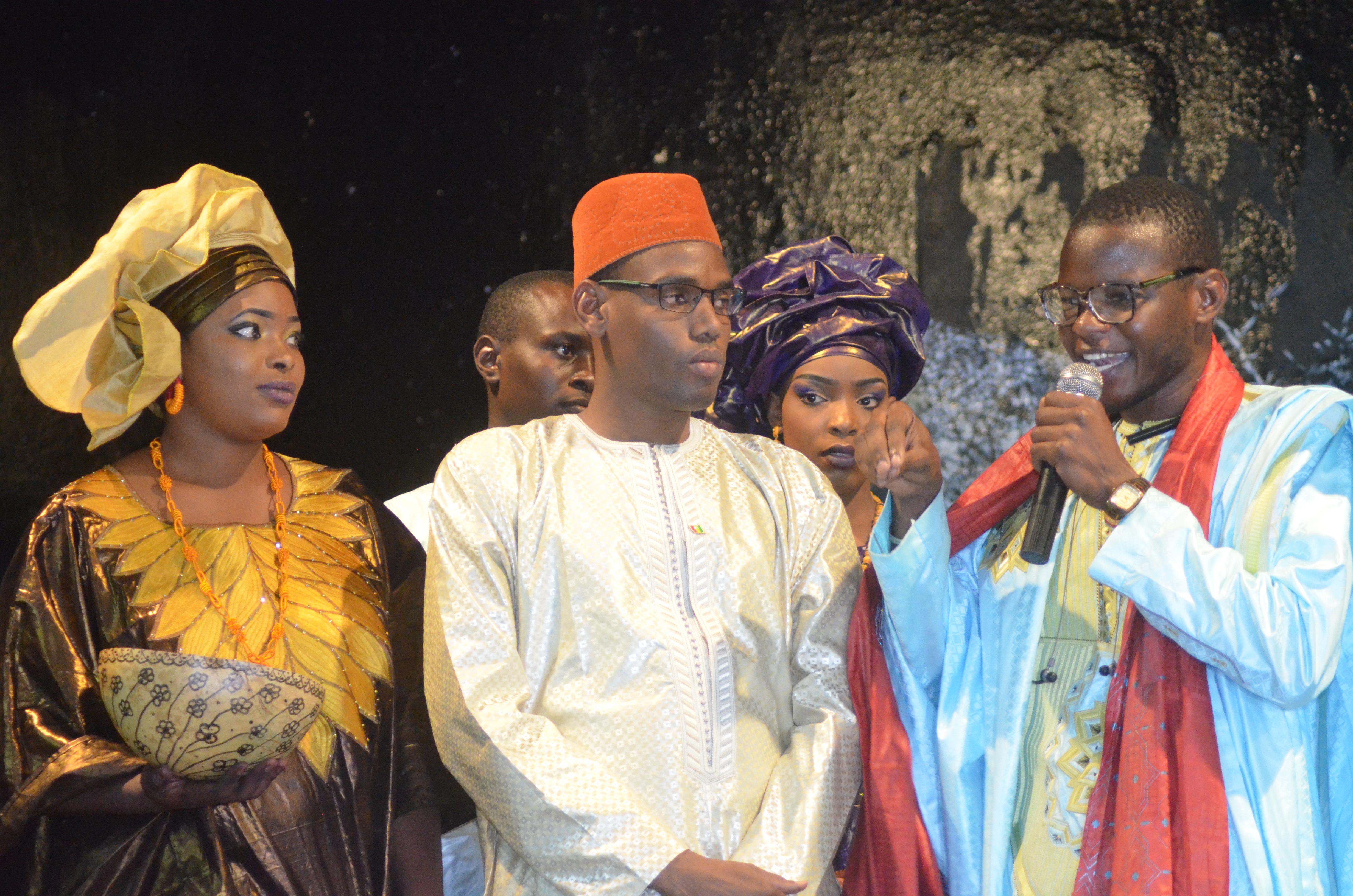 Première Edition soirée culturelle de l'Association Boyinadji Ma fierté de Bokidiawé, le parrain Bocar Abdoulaye Ly appelle à l'union des cœurs (36)