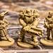 Macro Mondays - Plastic - Fallout board game figures