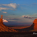 Monument Valley afternoon during the fall solstice IMG_8328 by WildImages