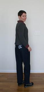 Jeans - back