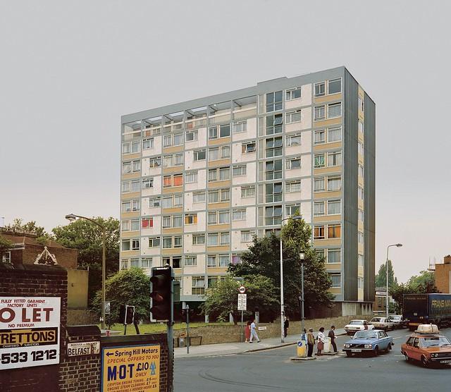 hugh gaitskell house 1987