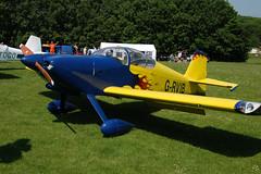 G-RVIB Vans RV-6 (PFA 181A-13220) Popham 080608