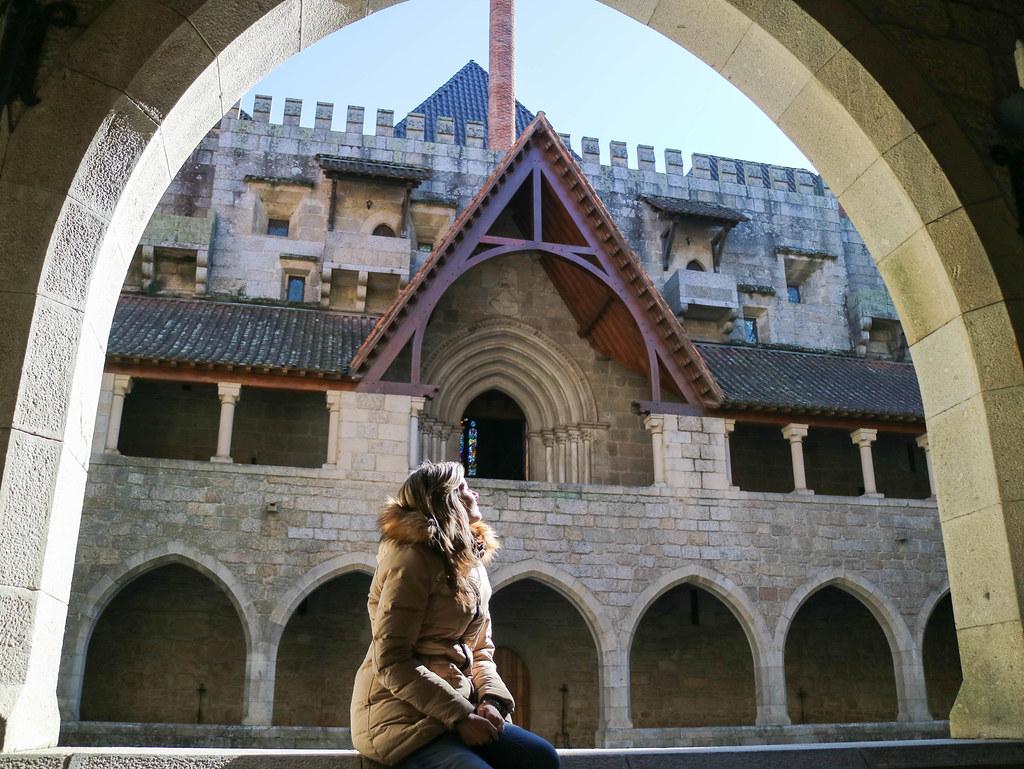 Palacio ducal Guimaraes