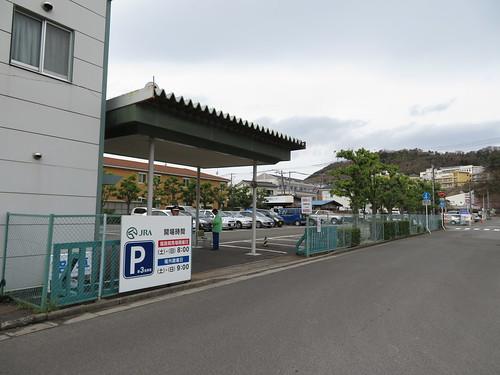 福島競馬場の第3駐車場の開場時間と料金