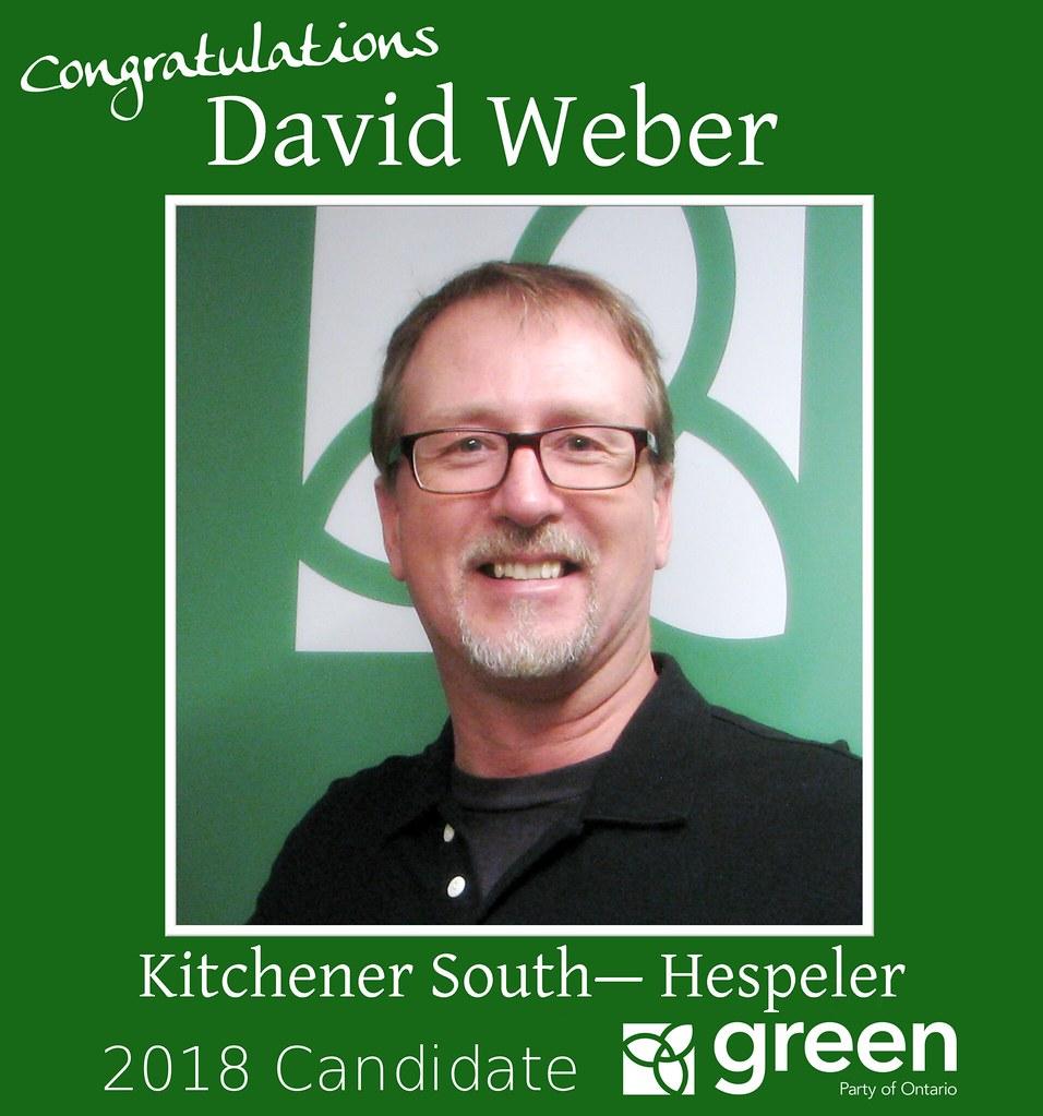 Congrats David Weber