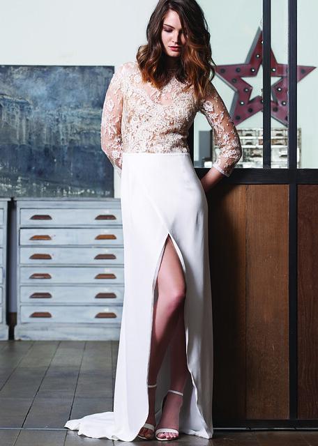 Fabienne ALAGAMA-Robe de mariée sur mesure paris Séville