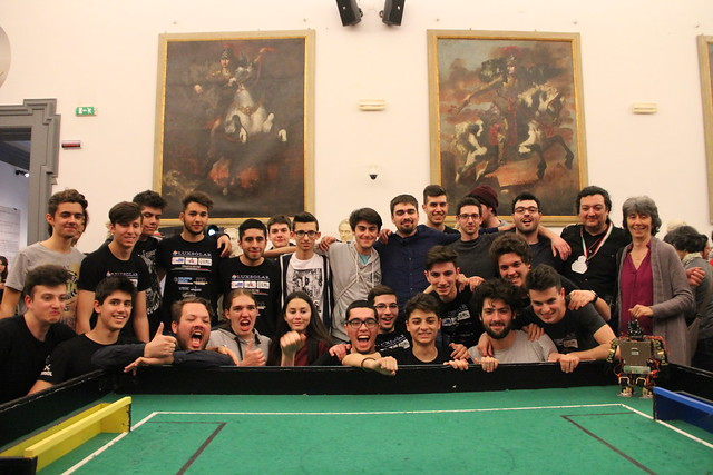 #RomeCup2018 - le premiazioni