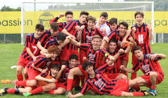 Giovanissimi Regionali Elite, Virtus regina del girone A!