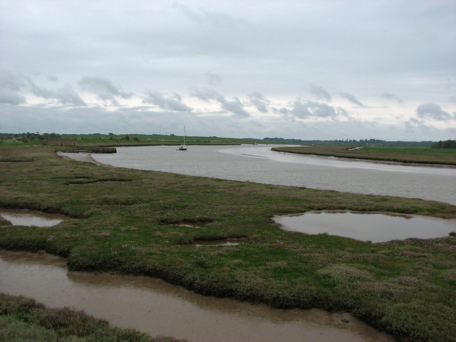 The Butley River