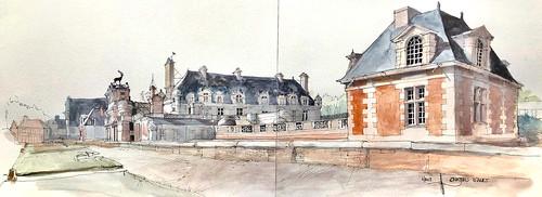 Château d' ANET