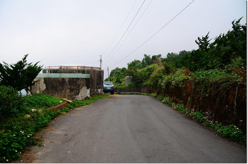 碧鳳山(碧湖山)停車處