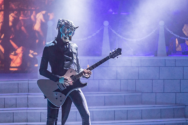 Ghost @ Warner Theatre, Washington DC, 05/20/2018