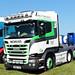 Jas P Wilson Scania R520 V888JPW Peterborough Truckfest 2018