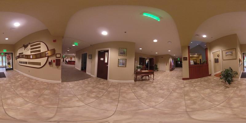 Hospice Lobby