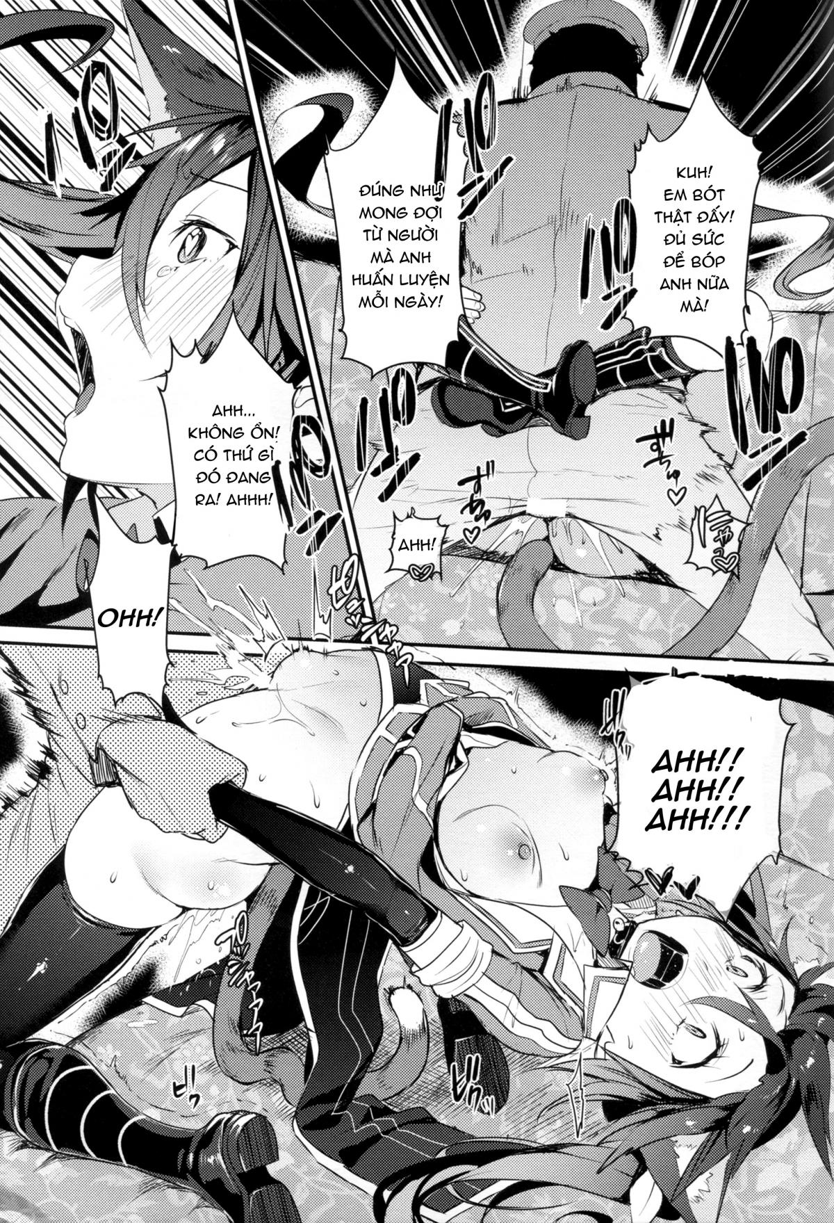 Hình ảnh  trong bài viết Truyện hentai Neko-gata Catapult