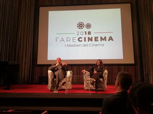 Fare Cinema - I Settimana del Cinema Italiano nel mondo