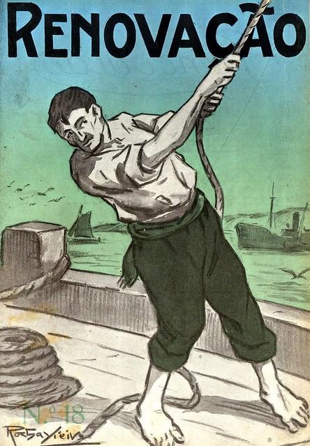 Capa de revista, 1926