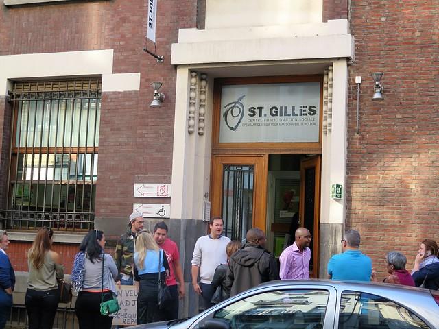 CPAS St Gilles en action // Mario