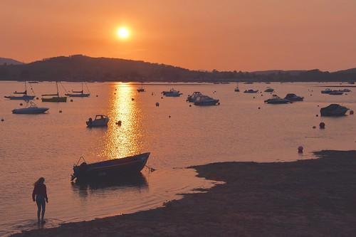 Estuary Sunset