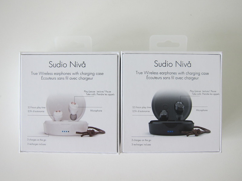 Sudio Niva - Boxes - Back