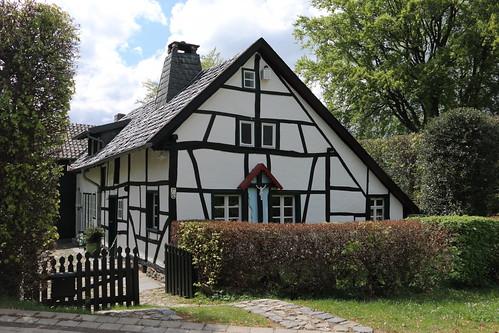 Eifeler Bauernhaus, Eicherscheid