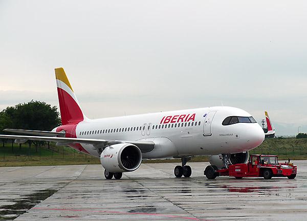 Iberia A320neo (Iberia)