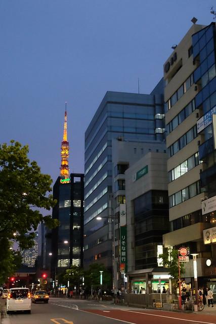 Tokyo Tower Daimon, Hamamatsucho