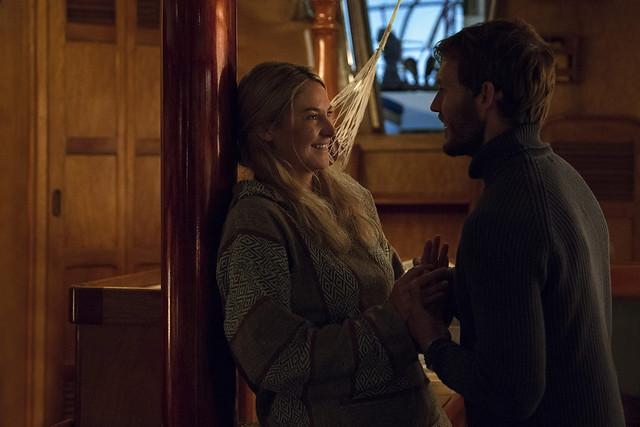 Adrift Movie Shailene Woodley Sam Claflin