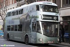 Wrightbus NRM NBFL - LTZ 1156 - LT156 - Go Kerala - Hammersmith 10 - RATP Group London - London 2018 - Steven Gray - IMG_8296