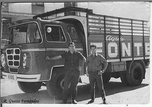 camió Nazar B Aigua Fonter