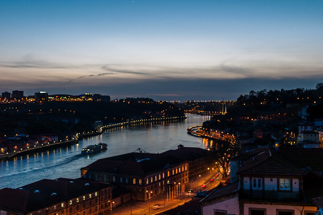 Douro Nightfall
