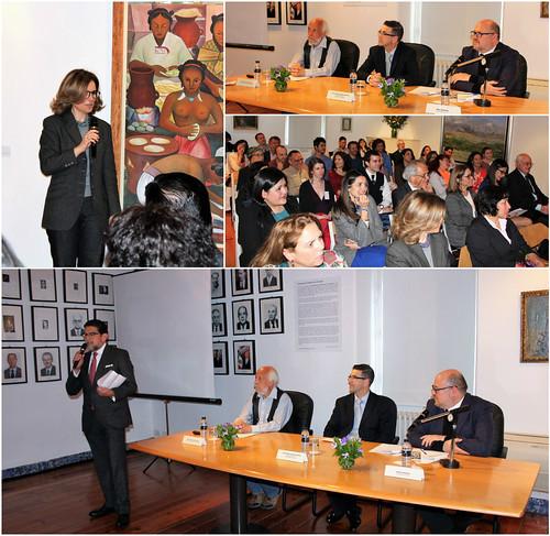 El Prof. Dr. Leopoldo Valiñas Coalla ofrece conferencia magistral en la Embajada de México en Portugal