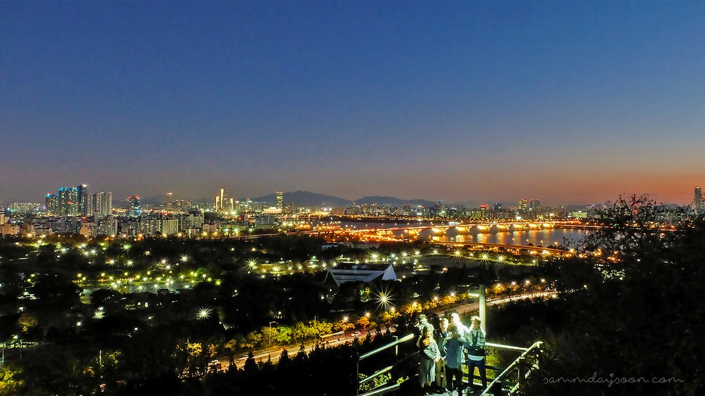 haneul_park_night