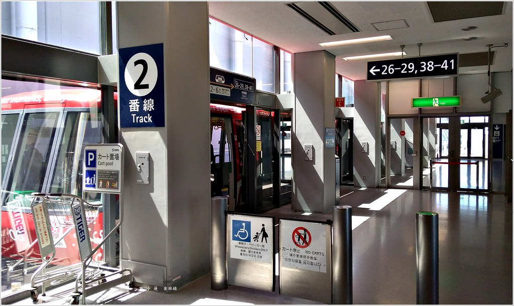 大阪回程難波電車往關西空港_180422_0032