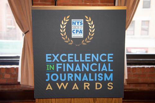 NYSSCPA 2018 EFJ Awards