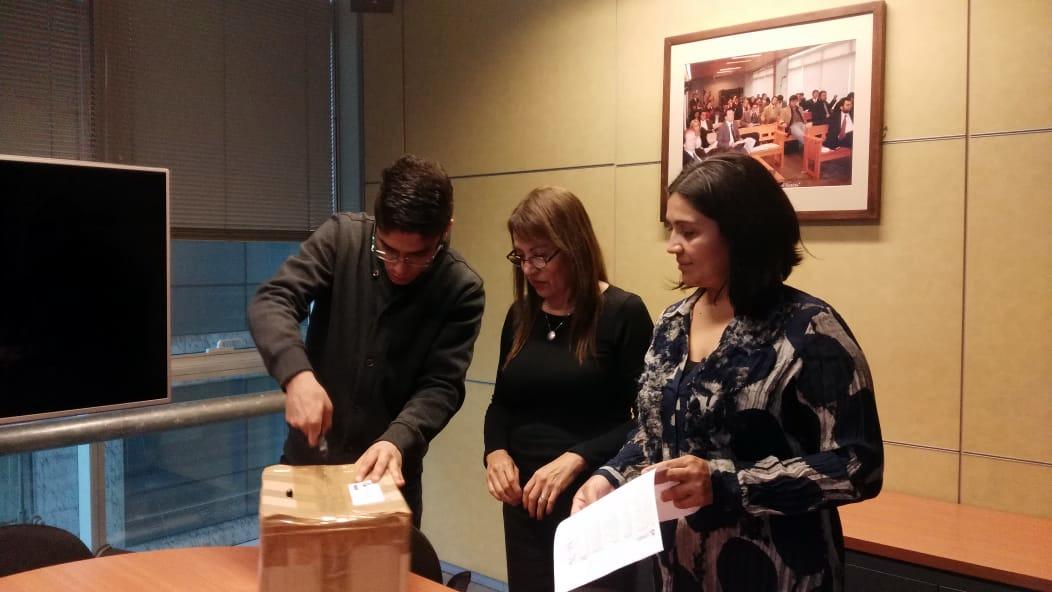 Elección Dirigentes Regionales AFUDEP DRMS - 30 Mayo 2018