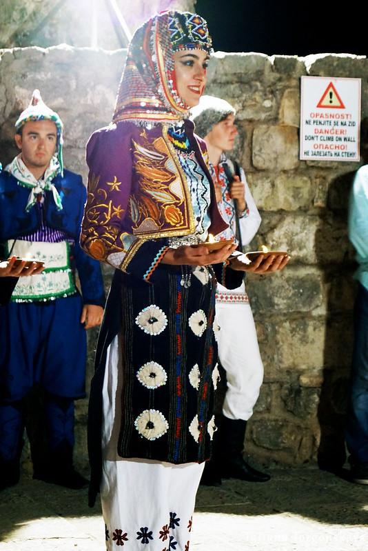 Выступление турецкой группы