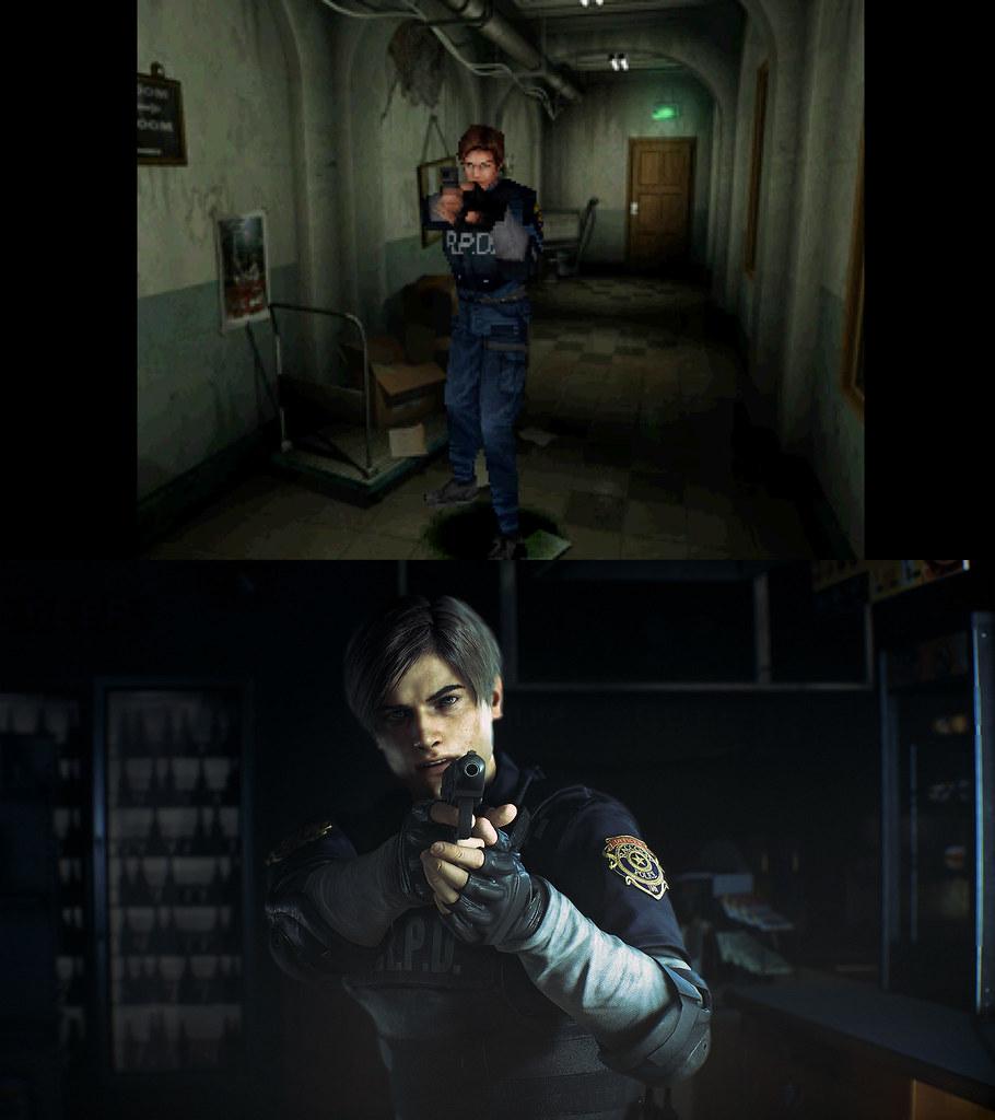 Resident Evil 2 - 3