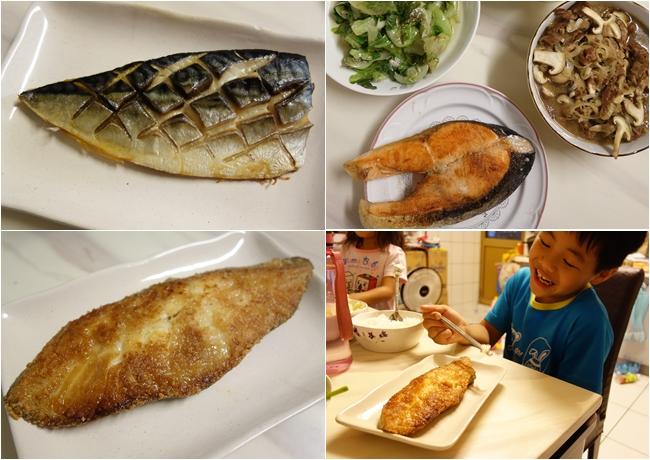 日出碼頭 鯖魚 鮭魚 比目魚 新竹海產 (20).JPG