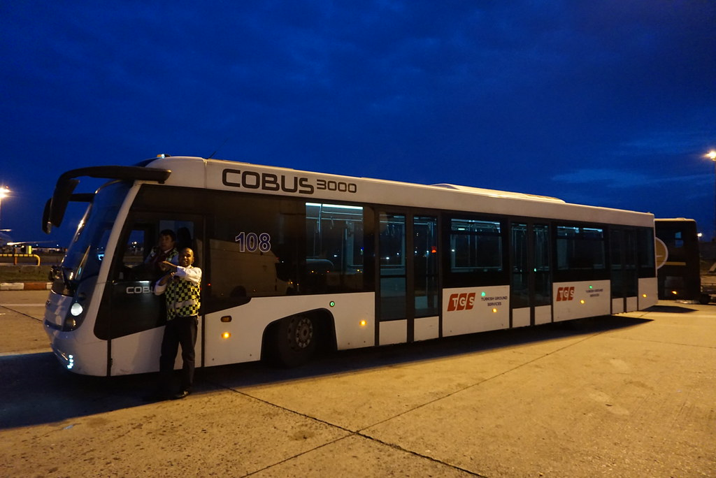 土耳其機場巴士