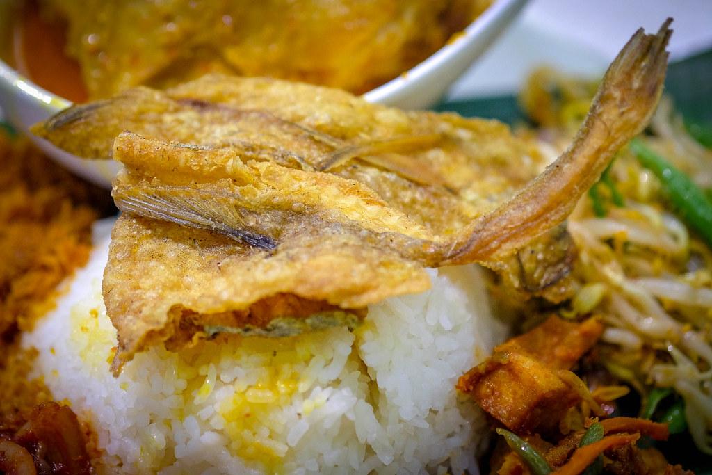 纳西·安本我的调味料咸鱼