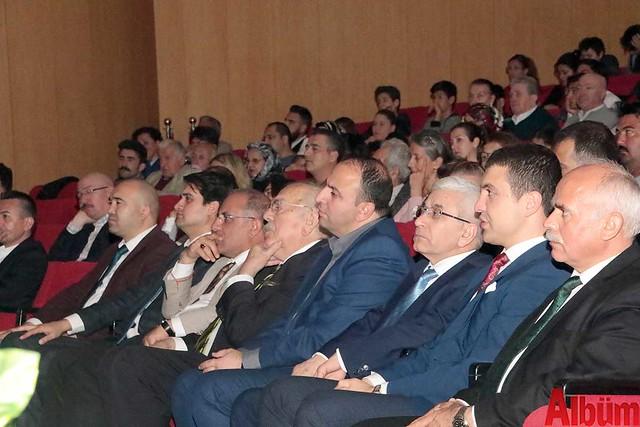 Antalya Büyükşehir Belediyesi- Adanmış ömürler anıldı