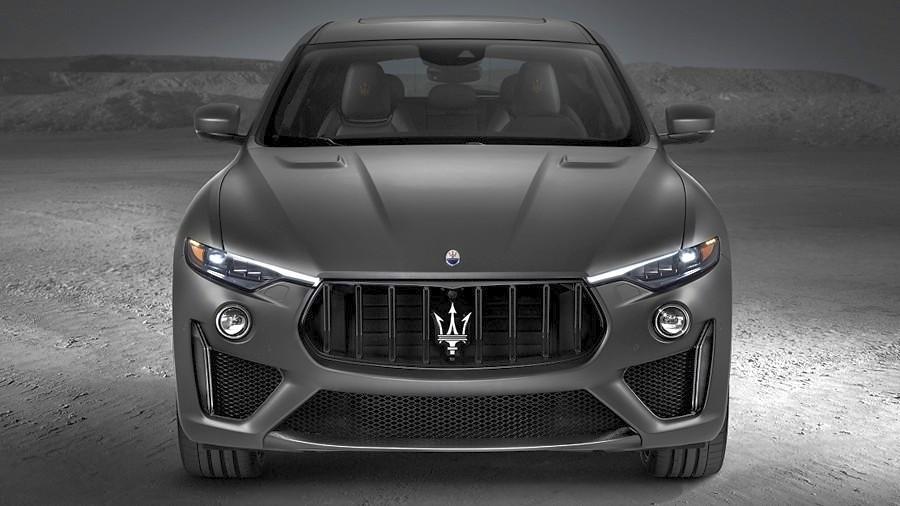 Maserati Levante Trofeo 8