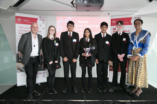 Mosaic North West Enterprise Challenge 2018 Regional Final