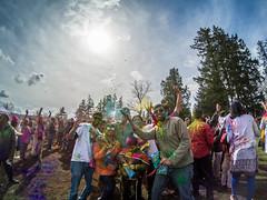Marymoor: Holi - Festival of Color