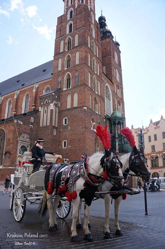 2017 Europe Krakow 03 St. Mary's Basilica