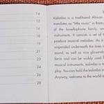 ammoon 17キー カリンバ (20)